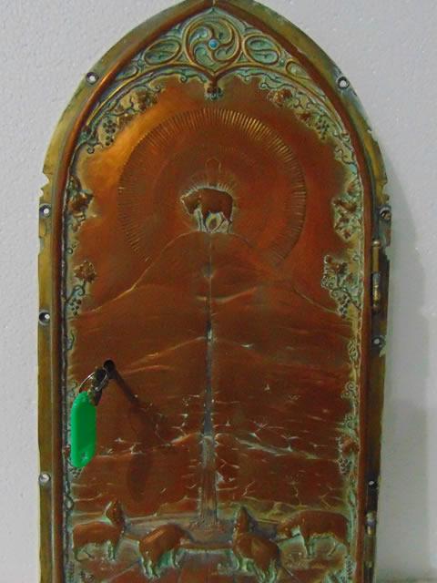 porta tabernacolo pre restauro